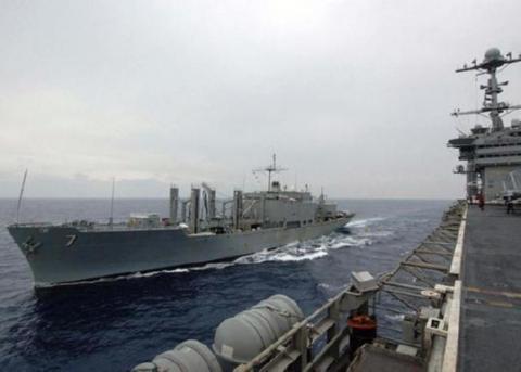 USS SAN JOSE (AFS-7) Deployments & History