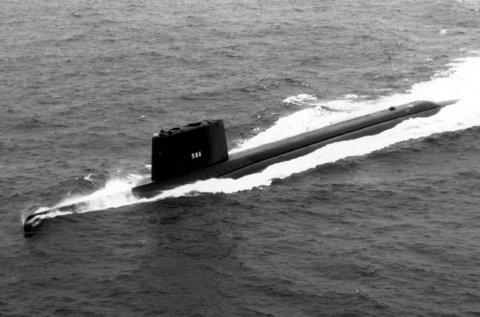 USS TRITON (SSN-586) Deployments & History