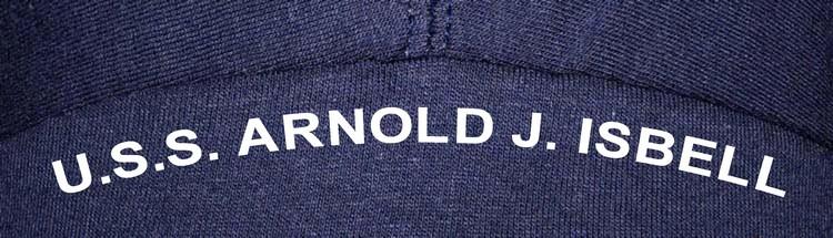 US USN Navy USS Arnold J Isbell DD-869 T-Shirt